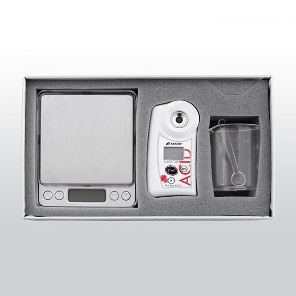 ATAGO PAL-BX ACID3 Master Kit (Tomato)